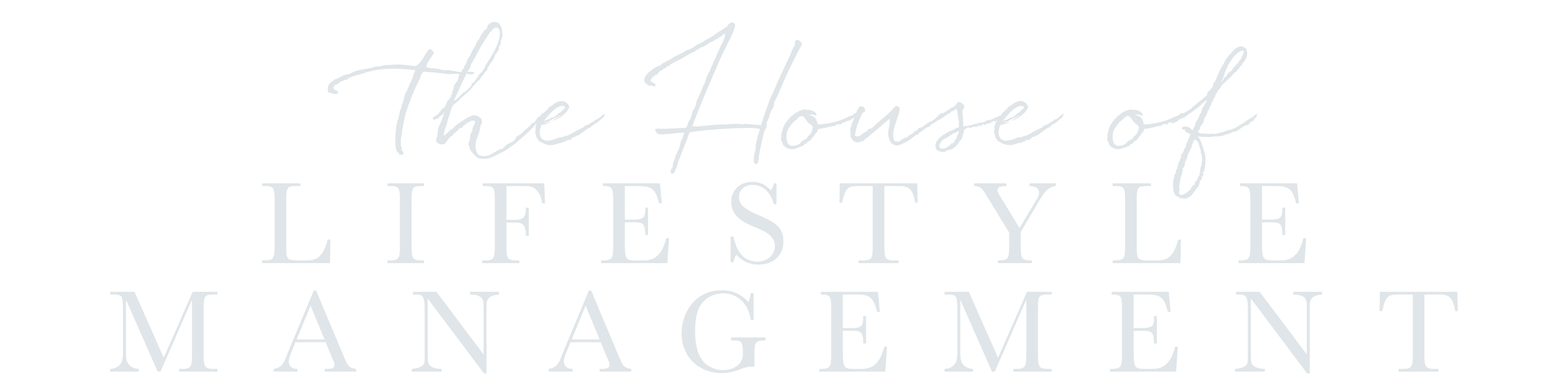The House of LifeStyle Management Logo